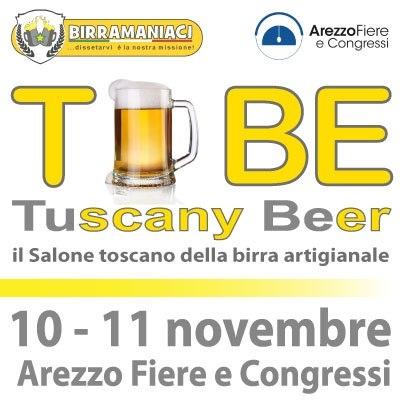 Parte ad Arezzo il Tuscany Beer: il salone toscano della birra