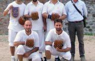 Monte San Savino terza nel torneo