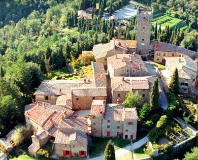 Al Castello di Gargonza il premio