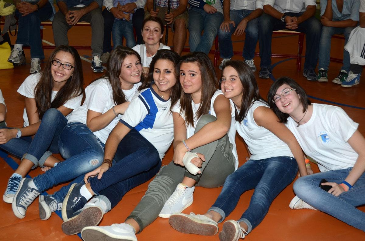 Cortona Volley: le foto della Presentazione