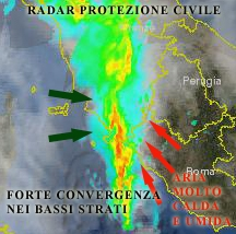 Resoconto meteo post-alluvione