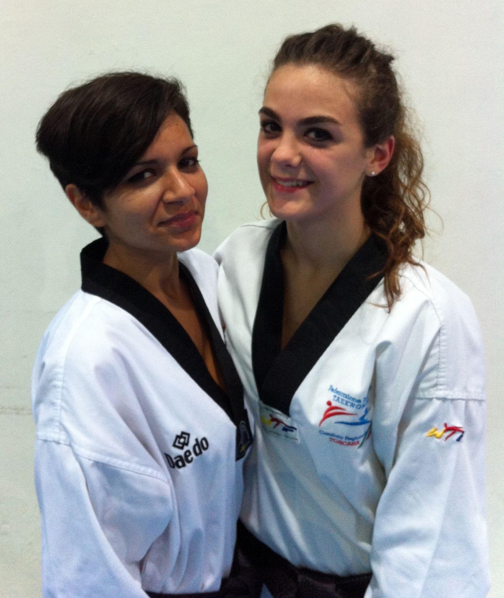 Kouros Taekwondo: due ragazze ai Campionati Italiani
