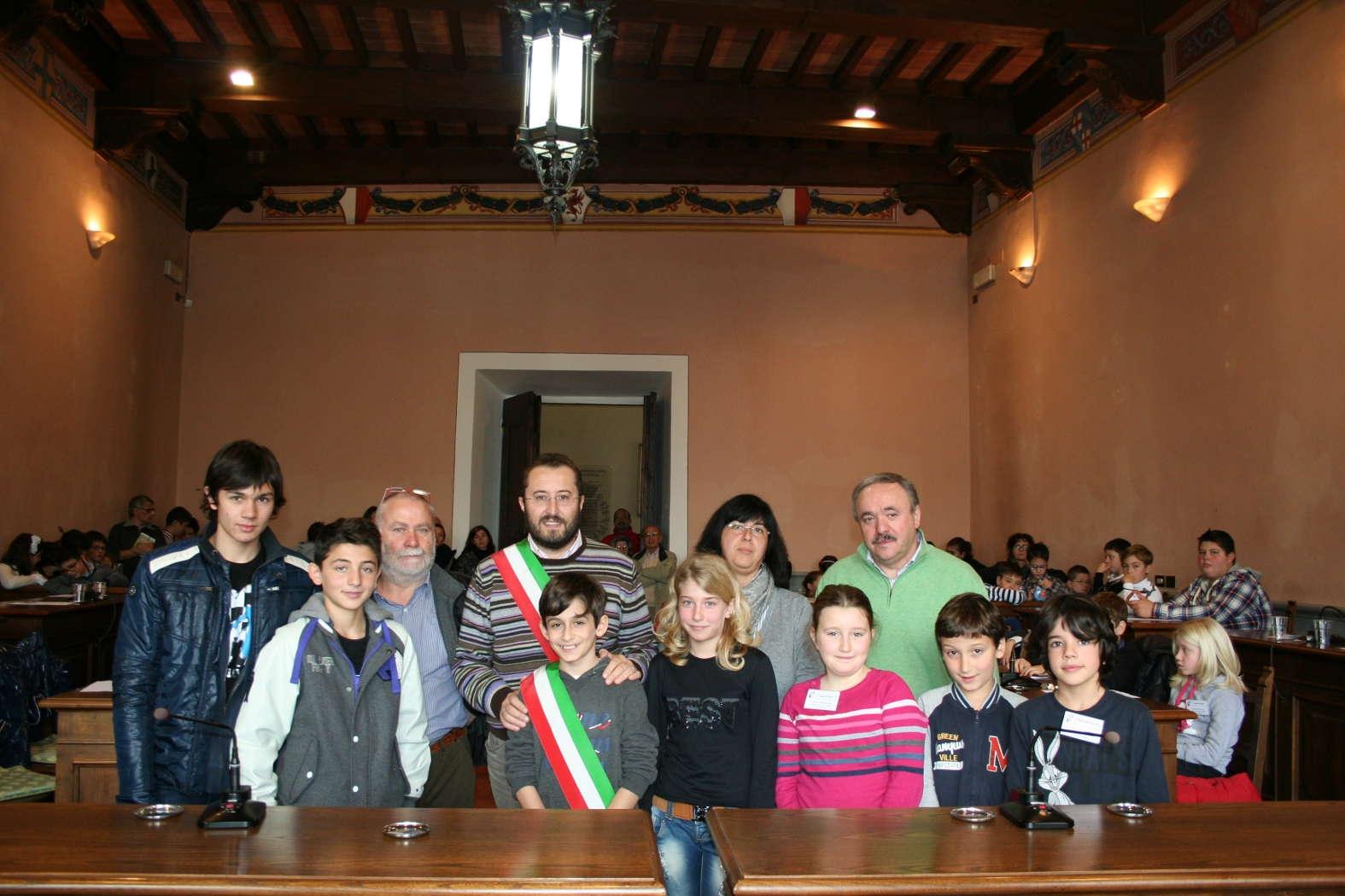 Montepulciano: eletto il Sindaco dei ragazzi