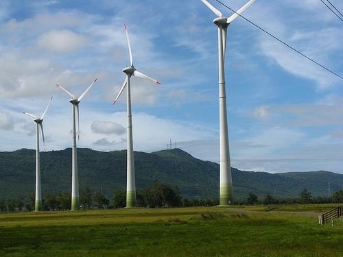 Un nuovo progetto per l'eolico a Cortona?