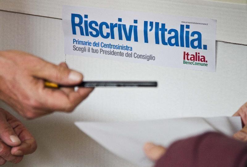 Primarie: Renzi vince ovunque, in Provincia e in Valdichiana. Vediamo perchè