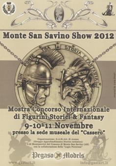 Monte San Savino: torna la Mostra del modellismo