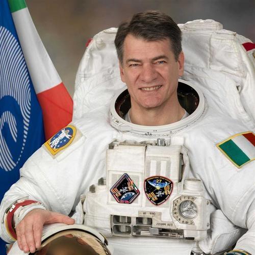 Al MAEC l'astronauta Paolo Nespoli, per l'inaugurazione del percorso 3D