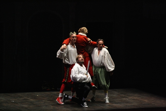 """Tutto Shakespeare in 90 minuti"", uno Shakespeare da Commedia dell'Arte!"