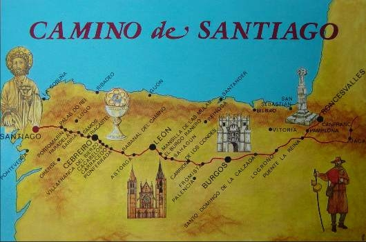 Lori ha letto per voi... El camino de Santiago (di Mario Calcagnile)