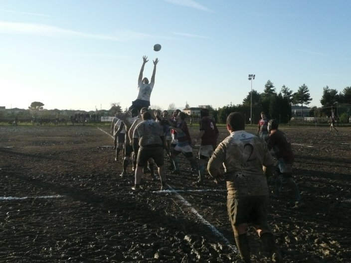 Rugby: il Clanis sconfitto dall'Empoli Rugby