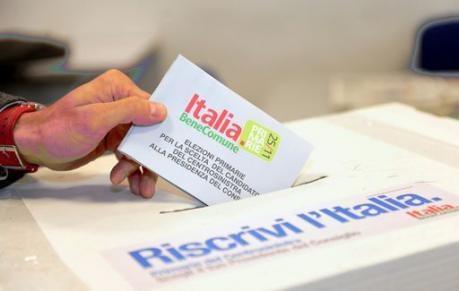Primarie PD: cinque in campo in provincia di Arezzo