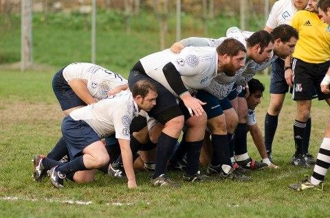 Rugby: Clanis sconfitto di misura dalla capolista Livorno