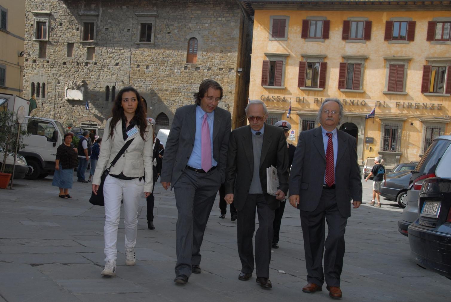 Premio speciale a San Pietro a Cegliolo per il sindacalista Pierre Carniti