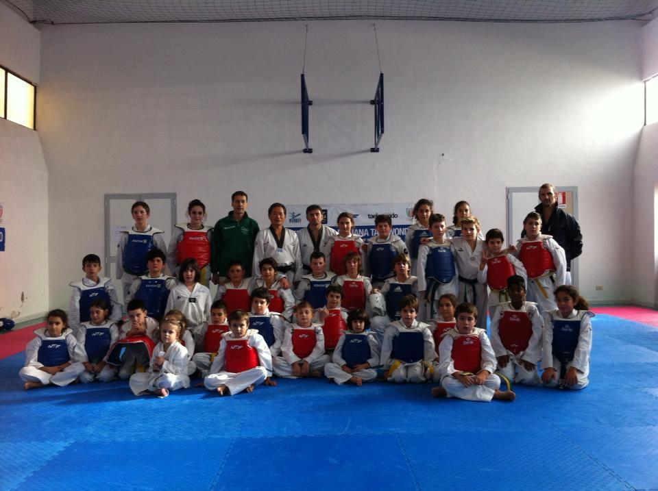 Taekwondo: a Badia al Pino la seconda prova del Circuito Giovanile Toscana