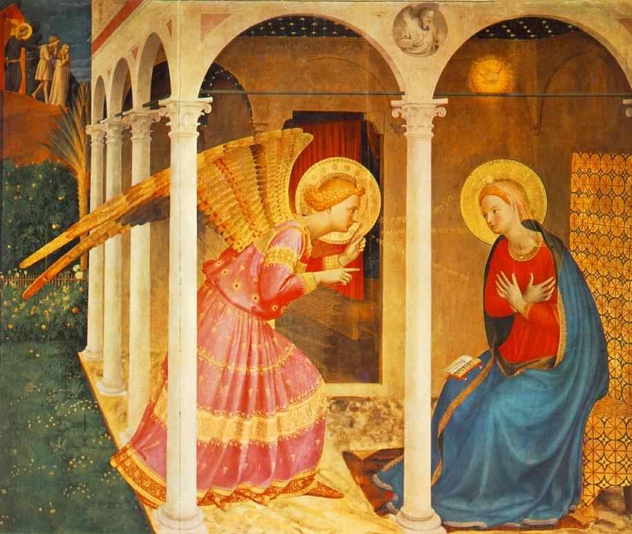Cortona: L'Annunciazione del Beato Angelico sarà esposta alla Galleria Borghese di Roma
