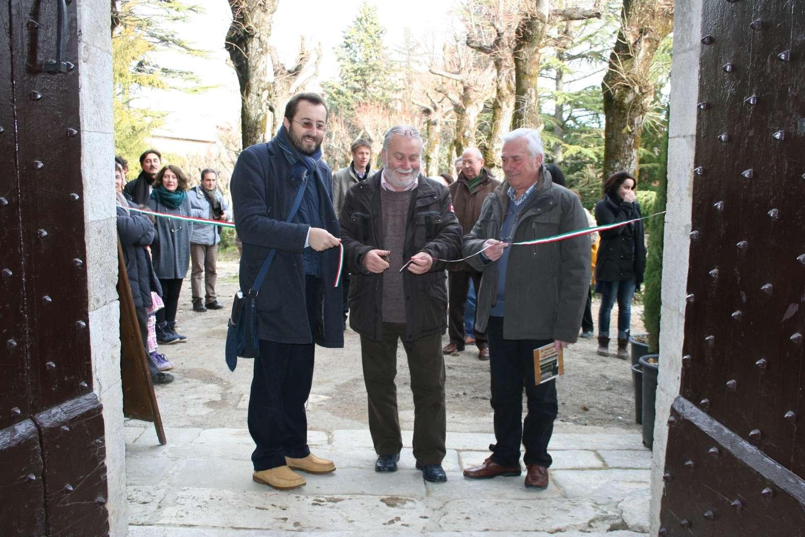 Montepulciano: inaugurata la mostra dell'artigianato