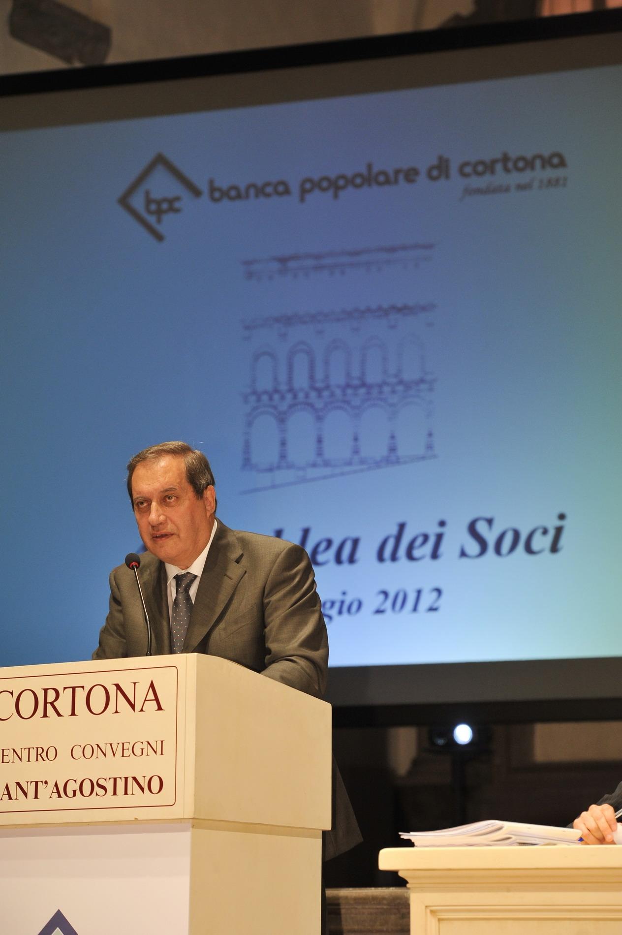 Banca Popolare di Cortona: si è chiuso un anno di crescita e impegno nonostante il difficile momento economico