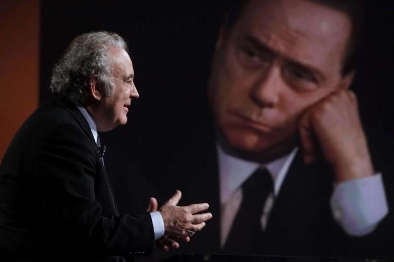 Berlusconi più 5 per cento. Grazie a Santoro e Travaglio