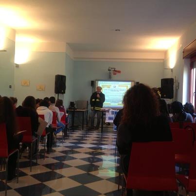 Monte San Savino: Comune e Protezione Civile incontrano gli studenti
