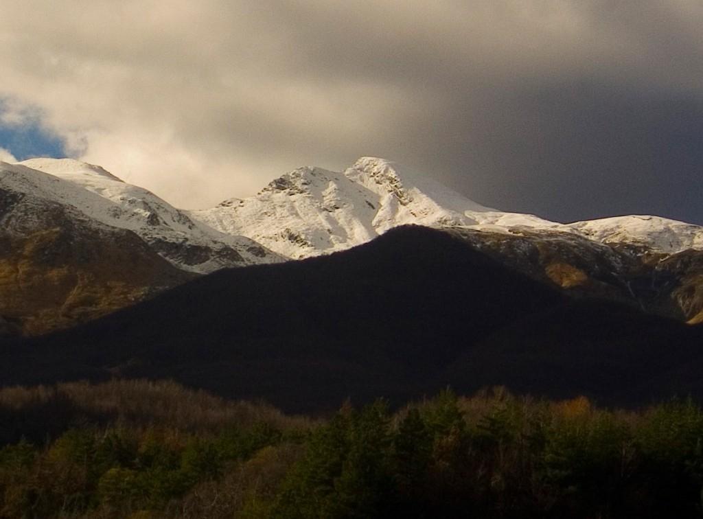 In arrivo precipitazioni, freddo e neve in montagna