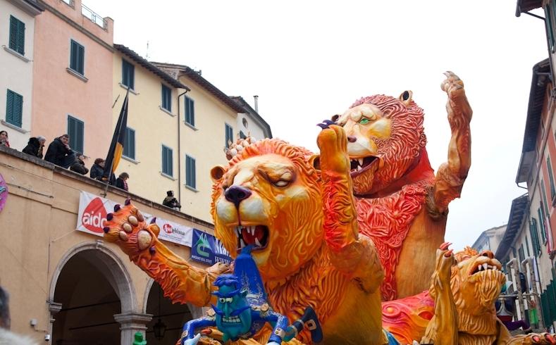Carnevale di Foiano al via domenica prossima: ecco i nomi dei carri