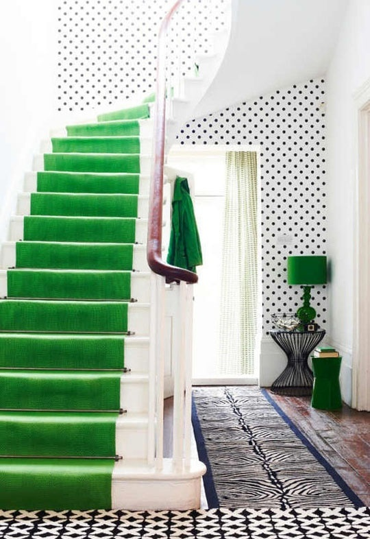Pinterest scala emerald green