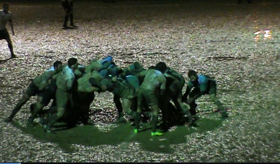 Rugby Clanis: sotto la pioggia sconfitta di misura col Siena