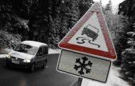 La neve arriverà a quote collinari, in forse le valli