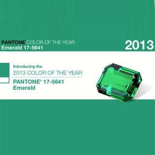 Color Trend: Emerald Green