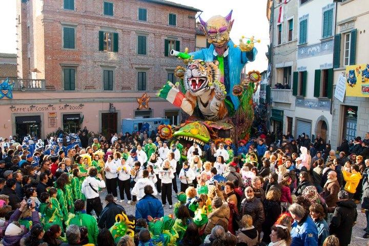 """Foiano: il Carnevale diventa """"multietnico"""""""