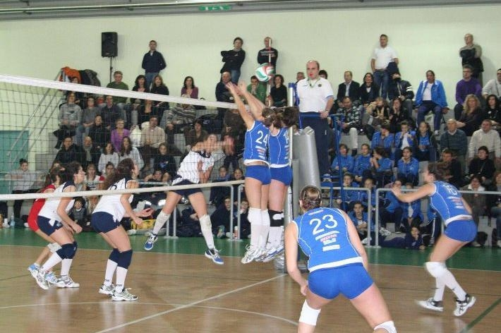 Volley, domenica le final four Under14