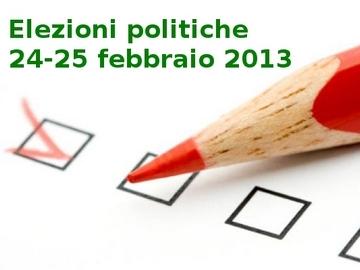 Elezioni 2013: affluenza alle 12 stazionaria rispetto al passato