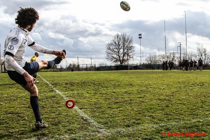 Rugby: Clanis Cortona espugna Arezzo: le foto