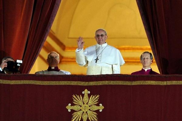 Riflessioni di un agnostico sul nuovo Papa
