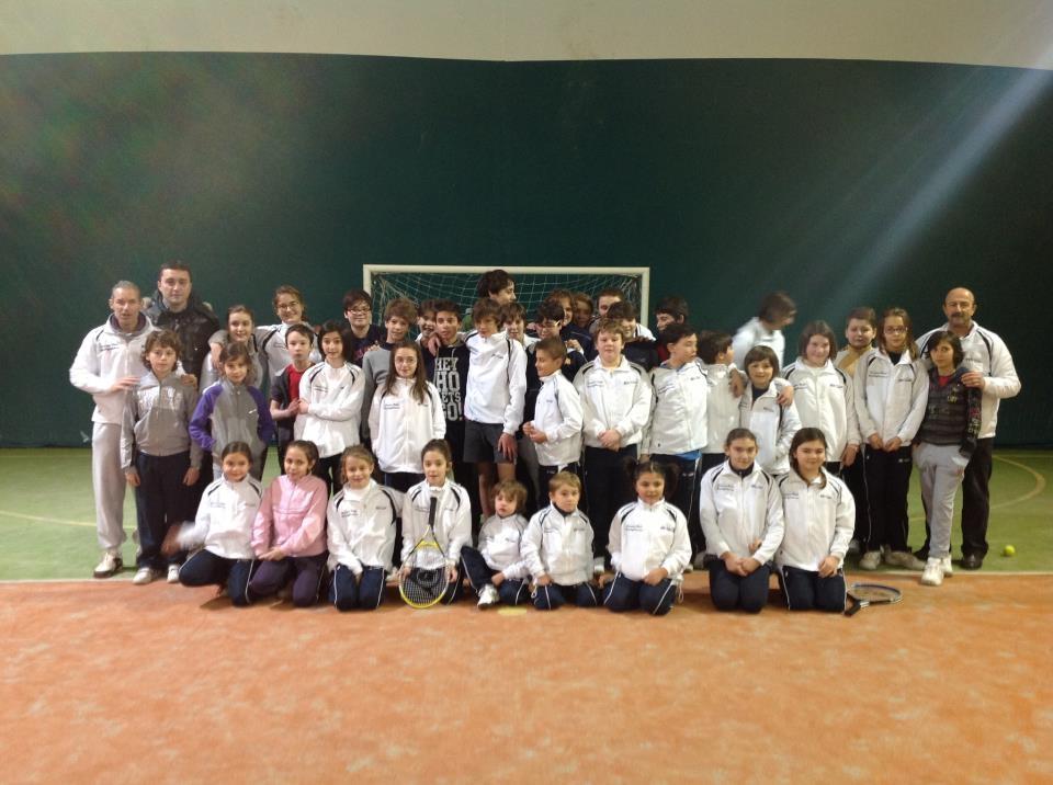 Tennis, al Fontesecca il Circuito delle Vallate aretine giovanile
