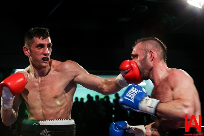 Boxe, Fiordigiglio è il nuovo campione italiano superwelter