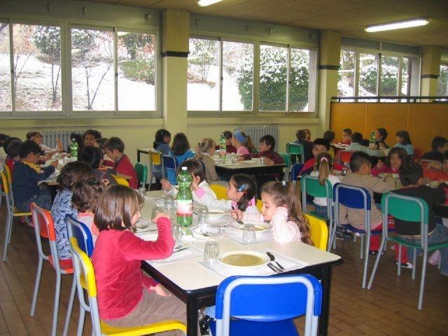 Al Monte le tradizioni culinarie nelle Mense scolastiche