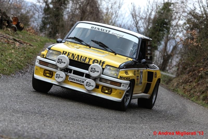 Historic Rally Valli Aretine: le foto del passaggio a Cortona