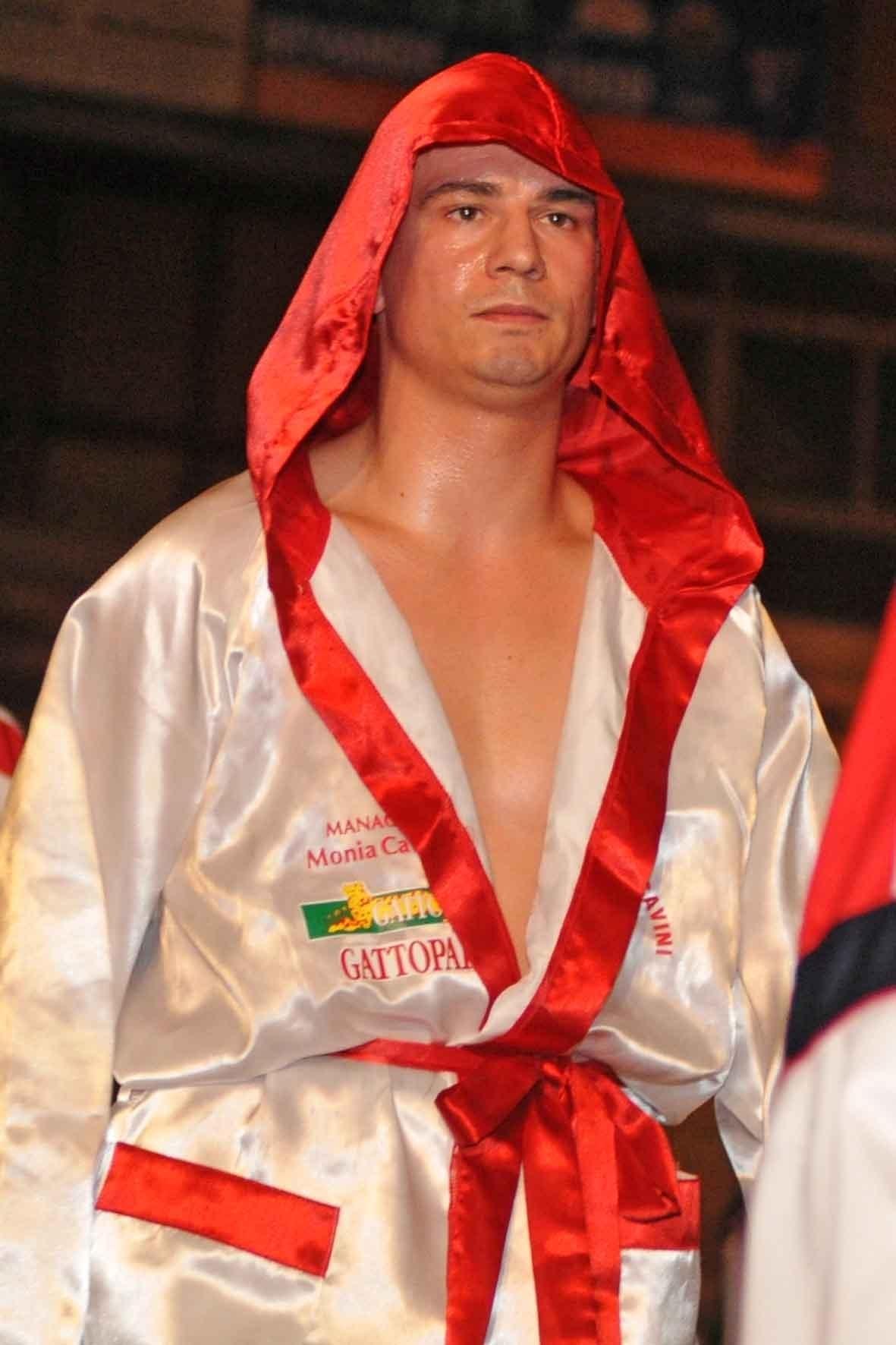 Adriano Nicchi all'assalto dell'Europa: sabato il match contro Rabchenko