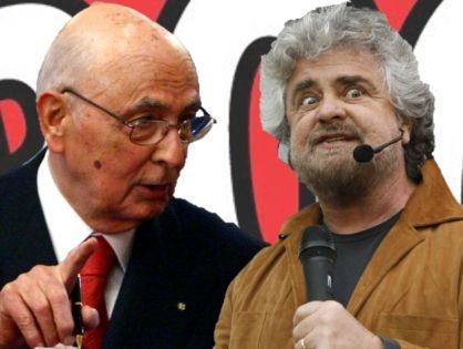 Ora l'incarico a Grillo, dritto per dritto!
