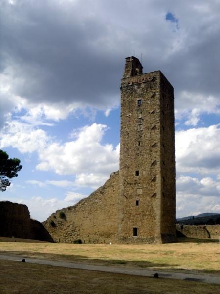 Castiglioni: Torre del Cassero simbolicamente al buio per un'ora