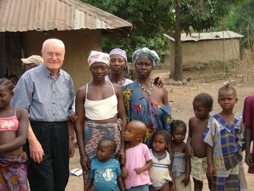 Quarto viaggio in Sierra Leone per