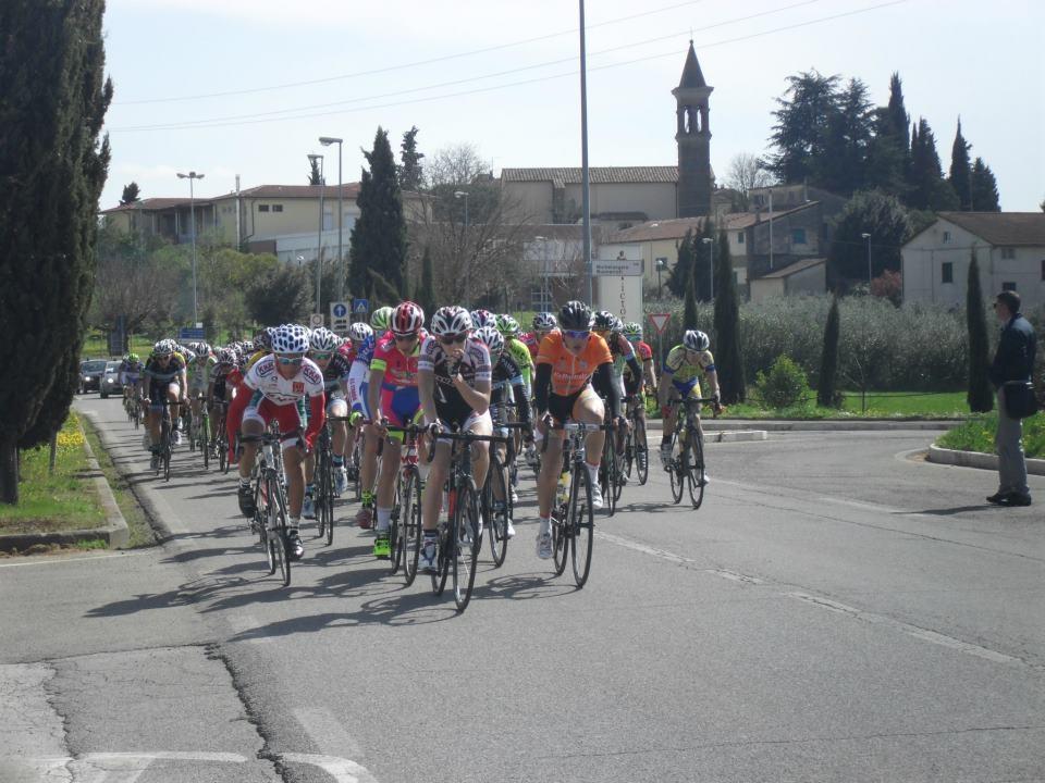 Ciclismo, impresa di Francesco Consigli a Pieve al Toppo