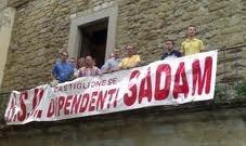 Ex-Sadam: le RSU scrivono ai Consiglieri Regionali della Toscana
