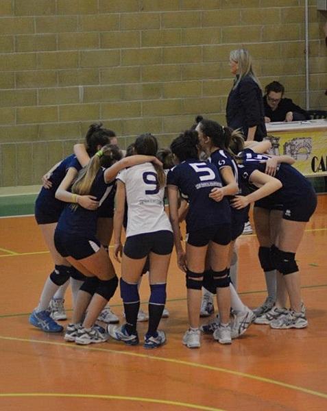 Volley, Cassero salvo in Prima divisione