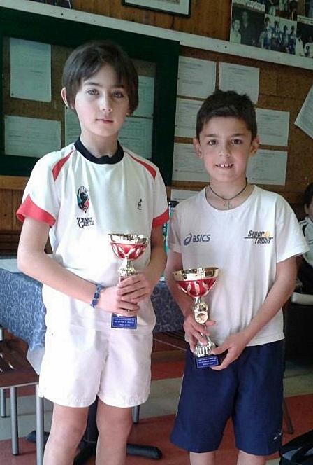 Tennis, al Fontesecca edizione record del torneo giovanile