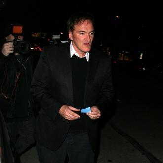 Tarantino e Hugh Grant