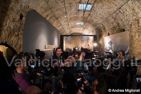 Jovanotti presenta il tour alla stampa nazionale, ribalta mediatica per Cortona