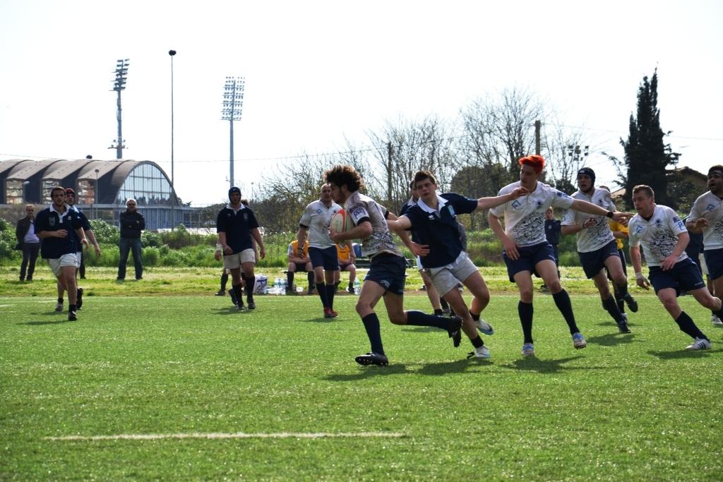 Rugby: vittoria esterna per il Clanis. A Cortona la finale di Coppa Toscana