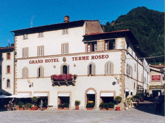 AL GRAND HOTEL TERME ROSEO UN WEEK END DEDICATO ALL'AMORE
